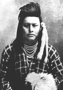 Ollokot, brother of Chief Joseph